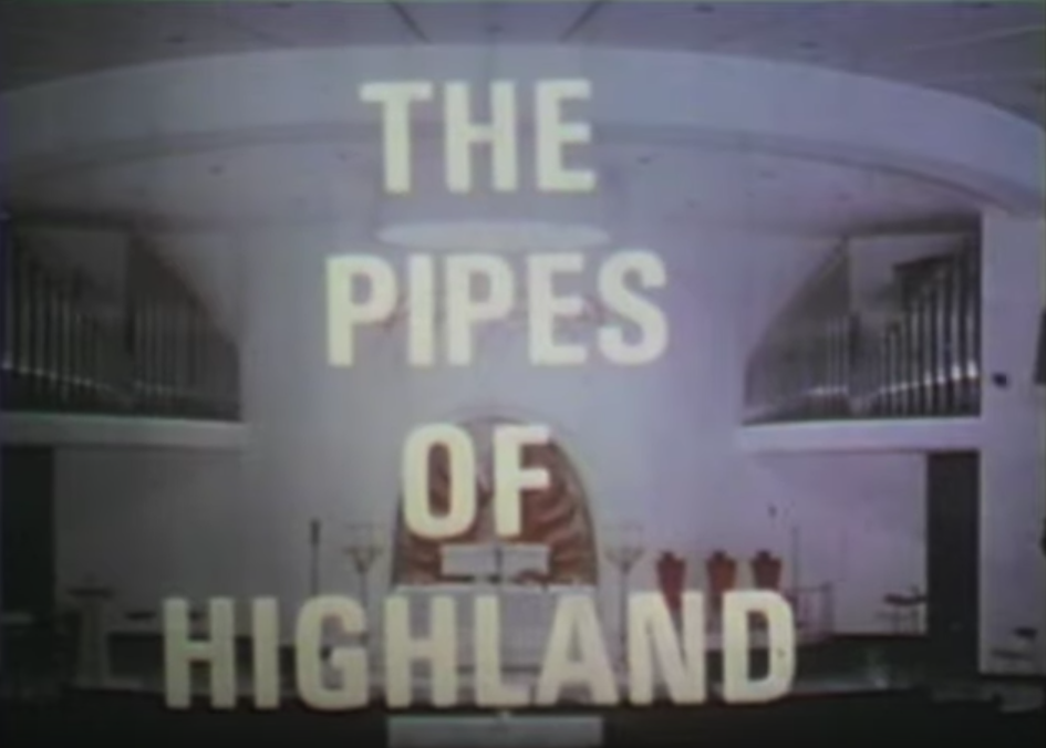 Wicks Organ Company - The Pipes of Highland Screenshot